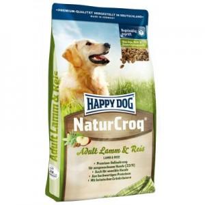 Happy Dog NaturCroq Lamm/Reis 15kg