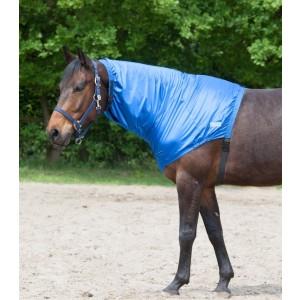Waldhausen Ekzemer Halsteil royalblau Pony