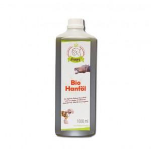 HEMPY Bio Hanföl für Tiere 1000ml